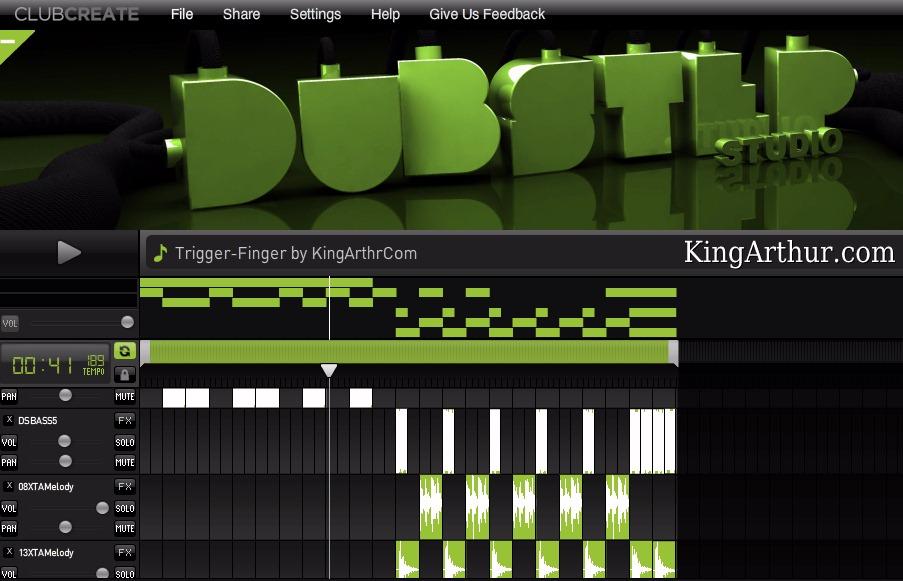 DubStep Studio Shot